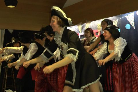 KFD Karneval in Hamm-Bossendorf