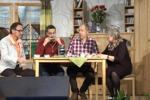 """""""Reise nach Kapstadt"""" Theaterstück der plattdeutschen Bühne Haltern"""