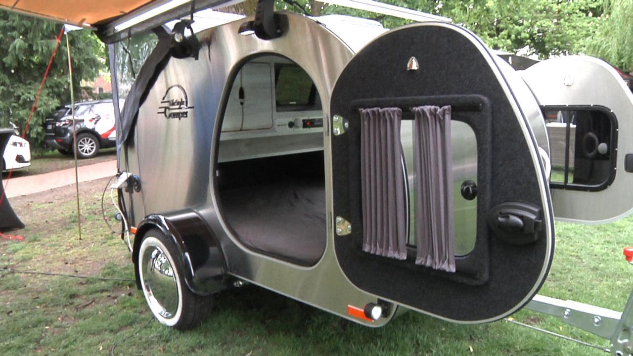 Camping- und Caravanschau 2019 in Haltern