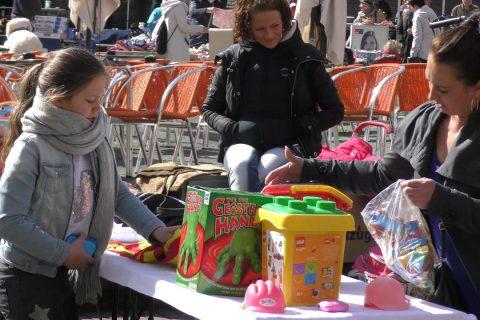 Spezialitätenmarkt und Kidsmeile in Dülmen