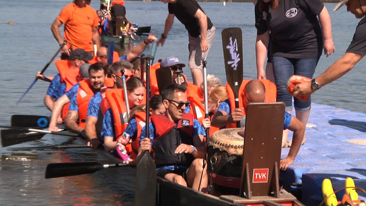 Drachenbootrennen Haltern am See  2019
