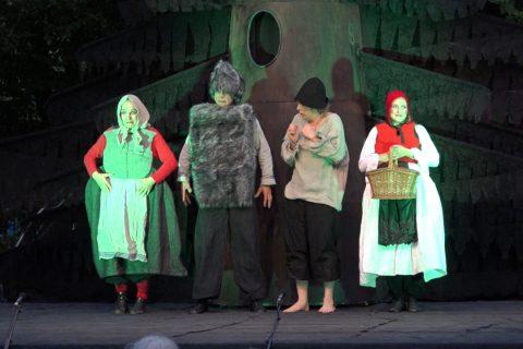 """N.N. Theater mit """"Kaltes Herz"""" beim Dülmener Sommertheater"""