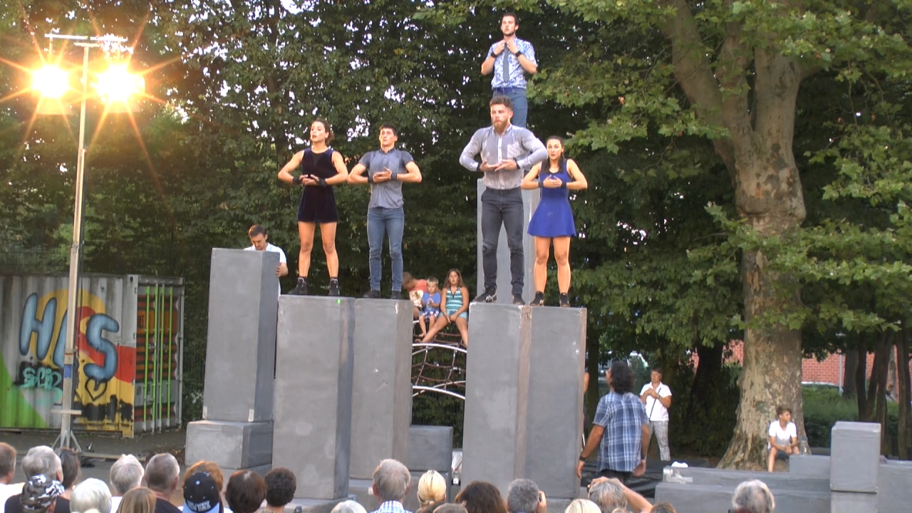 Sommertheater mit Motionhouse & NoFitState