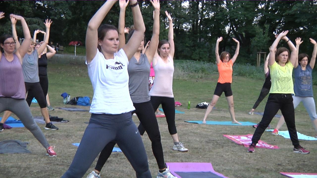 Sport im Park – Bewegungsangebot in Dülmen