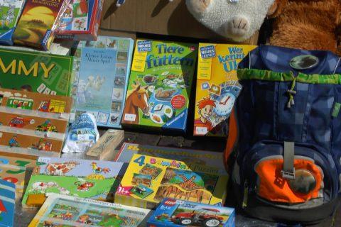 Kinderflohmarkt 2019 in Dülmen