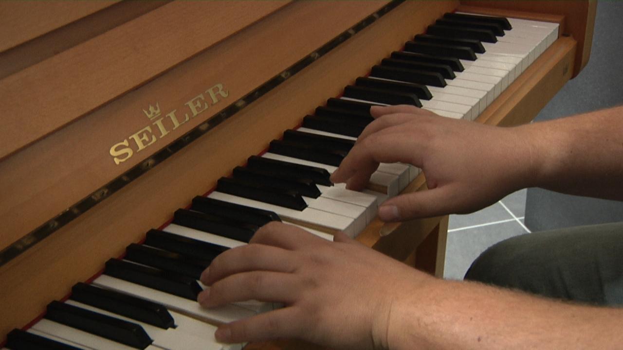 """""""Mach Musik"""" Klavieraktion in Dülmen"""