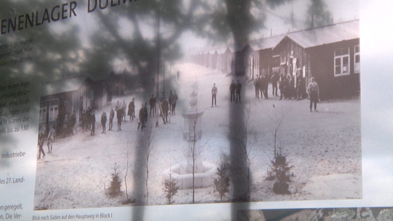 Neues Landschaftsfenster soll an das Kriegsgefangenenlager Dülmen erinnern