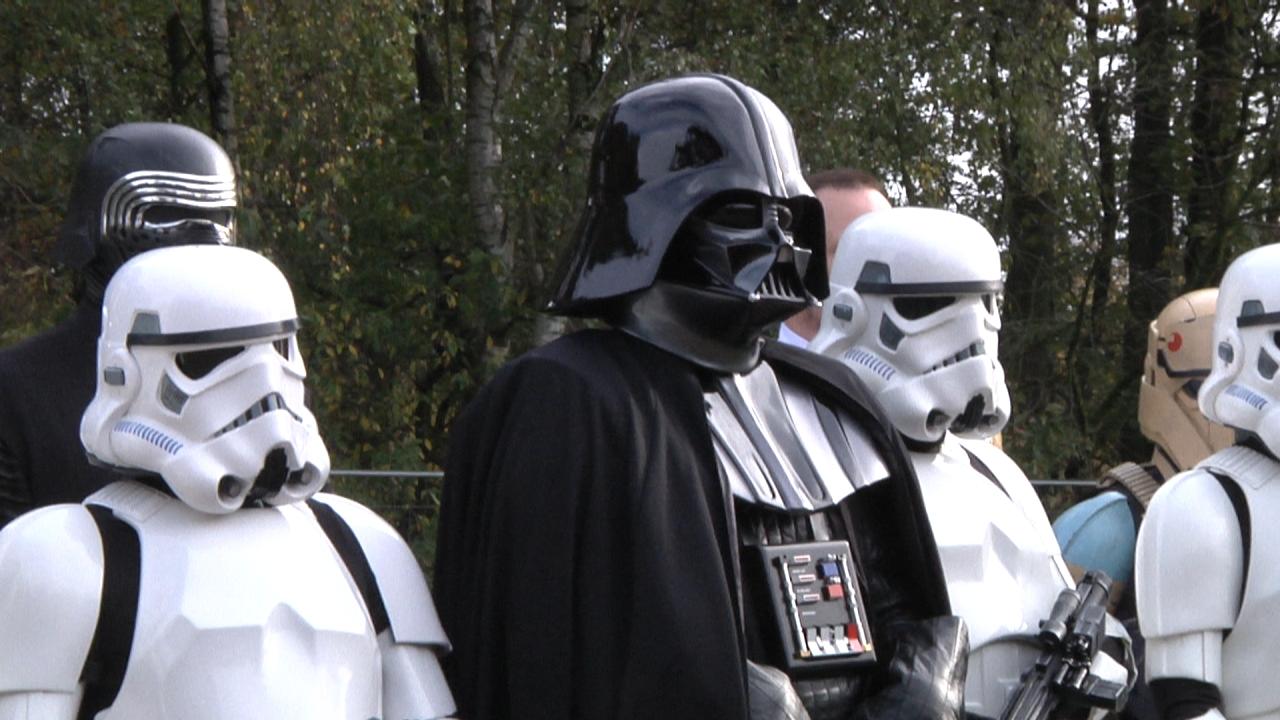 Star Wars trifft Römische Legionäre