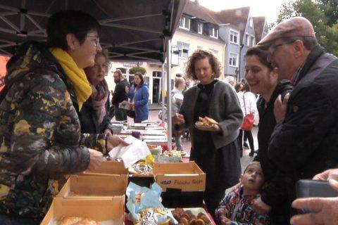 Veranstaltung zum Welthungertag in Haltern am See