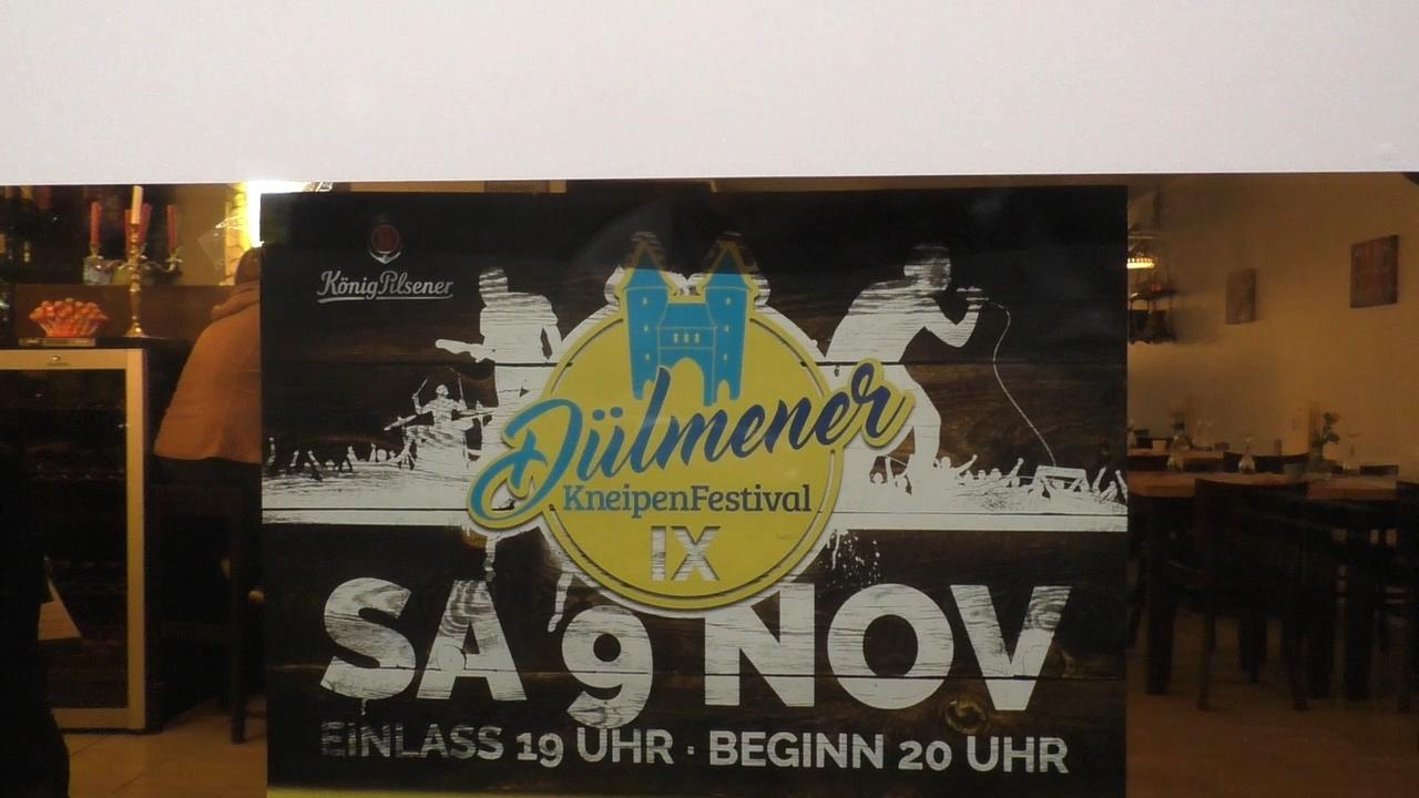 Kneipenfestival 2019 in Dülmen