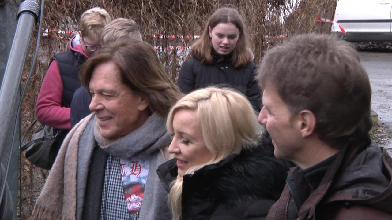 Jürgen und Ramona Drews im Tierheim Coesfeld Dülmen