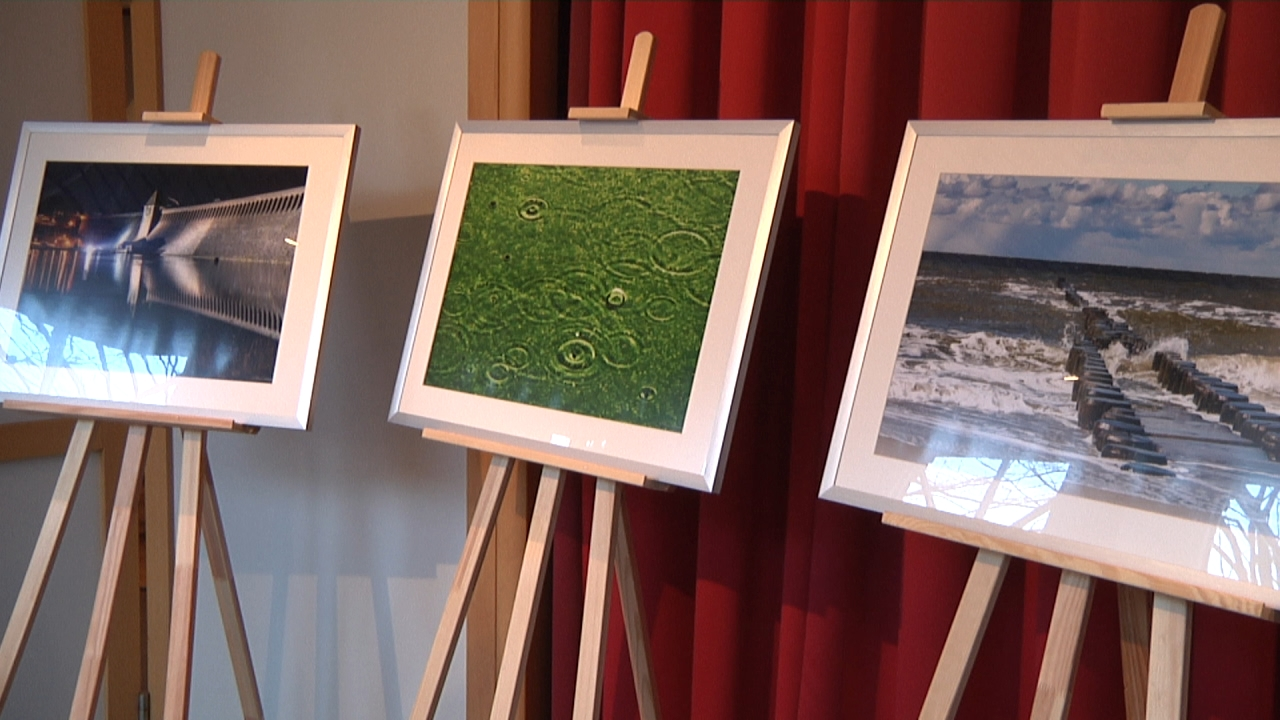 Fotoausstellung in der Alten Sparkasse in Dülmen