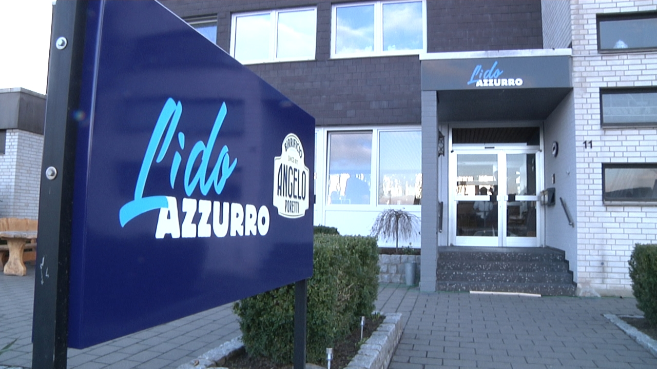 Neueröffnung Lido Azzuro am Freibad Sythen