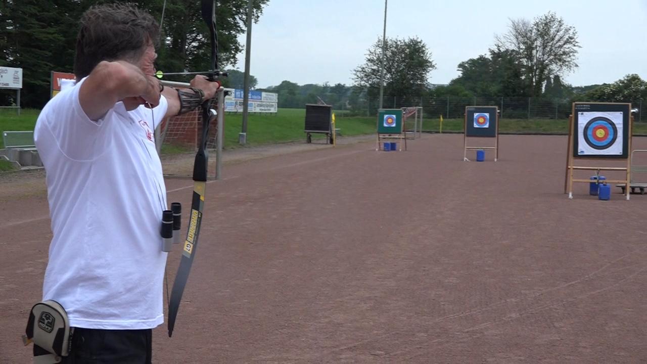 Bogenschiessen bei der DJK Rödder – Sport in Dülmen beginnt wieder