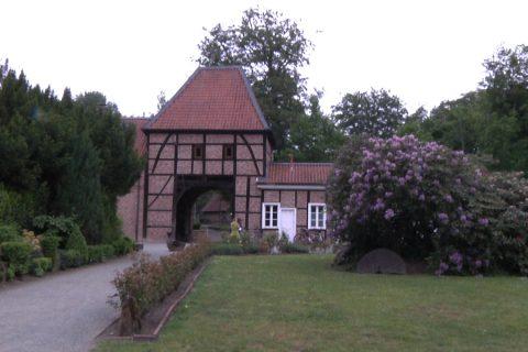 Schloss Sythen öffnet sonntags wieder für Besucher