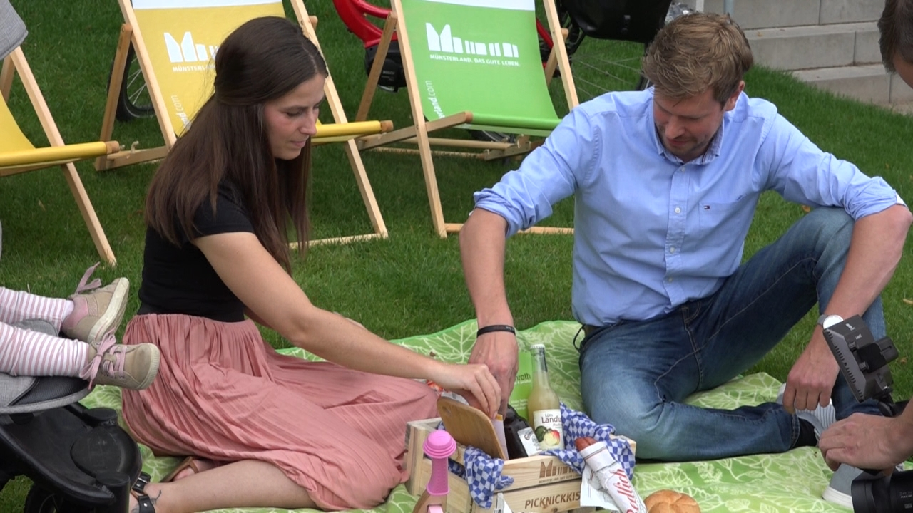 Picknick meets Gastro – Neues Picknickprojekt in Haltern am See