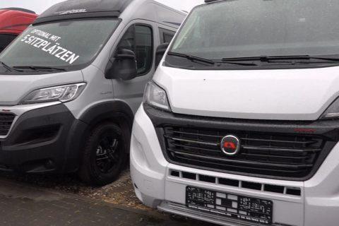 Große Nachfrage nach Reisemobilen auch in Dülmen