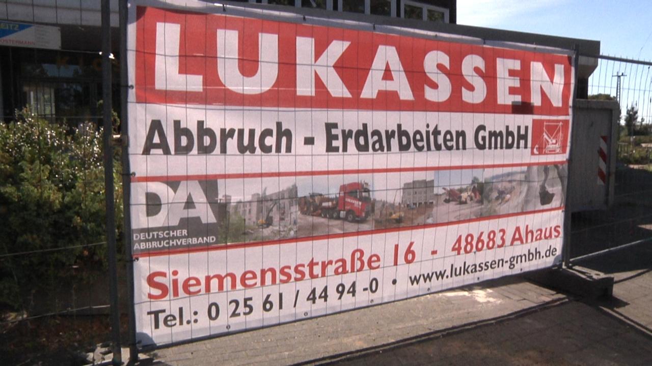 Bahnhof Dülmen vor Abriss
