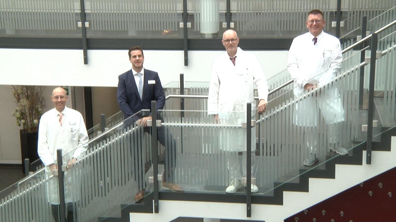 Neue Abteilungen in den Christophorus Kliniken Standort Dülmen