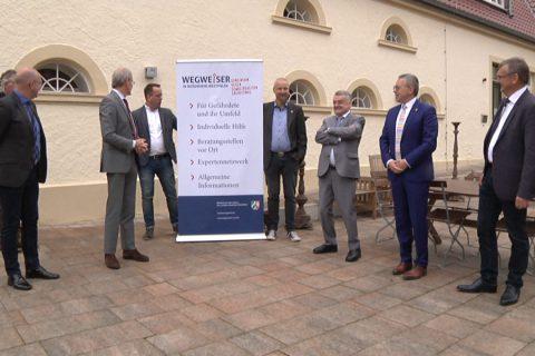 Eröffnung der Wegweiser Beratungsstelle in den Kreisen Coesfeld und Borken