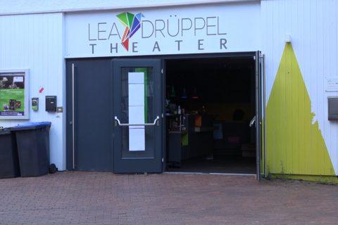 Das Lea Drüppel Theater öffnet wieder