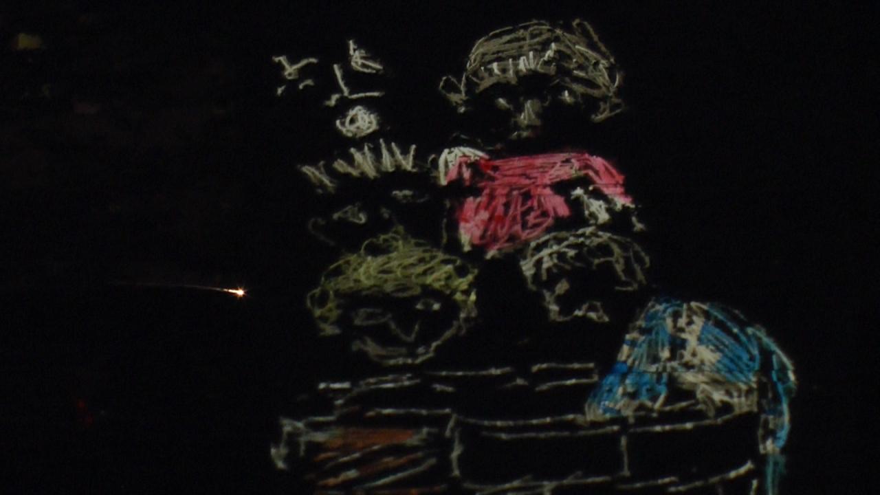 Märchenhafter Lichterspaziergang in Dülmen