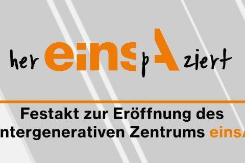 Eröffnung eins-A in Dülmen