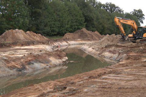 Renaturierung des Kannebrocksbaches in Merfeld