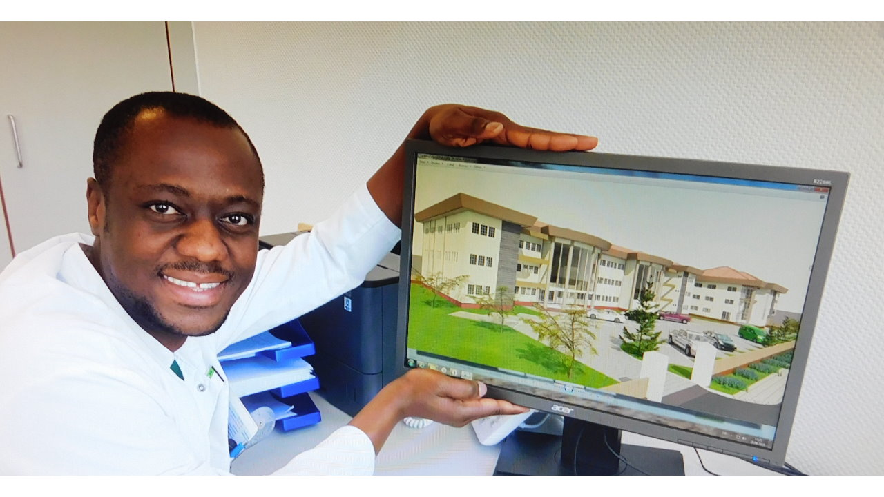 Christophorus Kliniken spenden Wäsche für Krankenhaus in Ghana