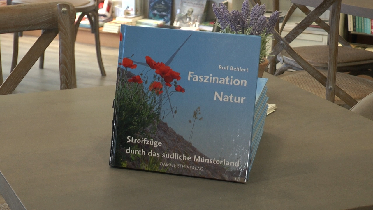 """Buchvorstellung """"Faszination Natur"""""""