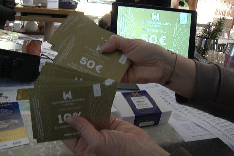 Geschenkebox 2021 in Dülmen vorgestellt