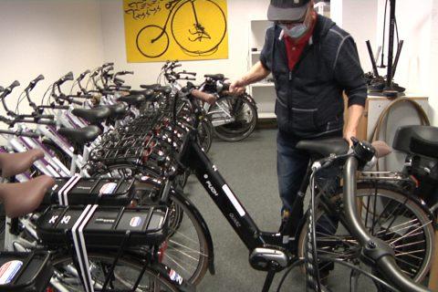 Dülmener Fahrradstation öffnet wieder
