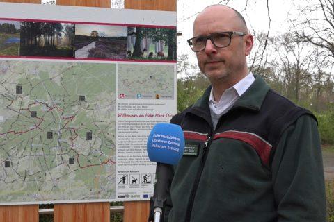 Der Hohe Mark Steig – Neue Wanderwege zwischen Wesel und Olfen